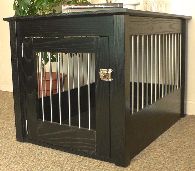 Hardwood Dog Crates